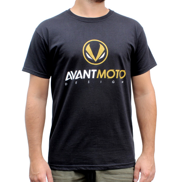 AMD Black Premium Logo Short Sleeve Tee